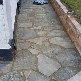 Block paving work done by our talented team